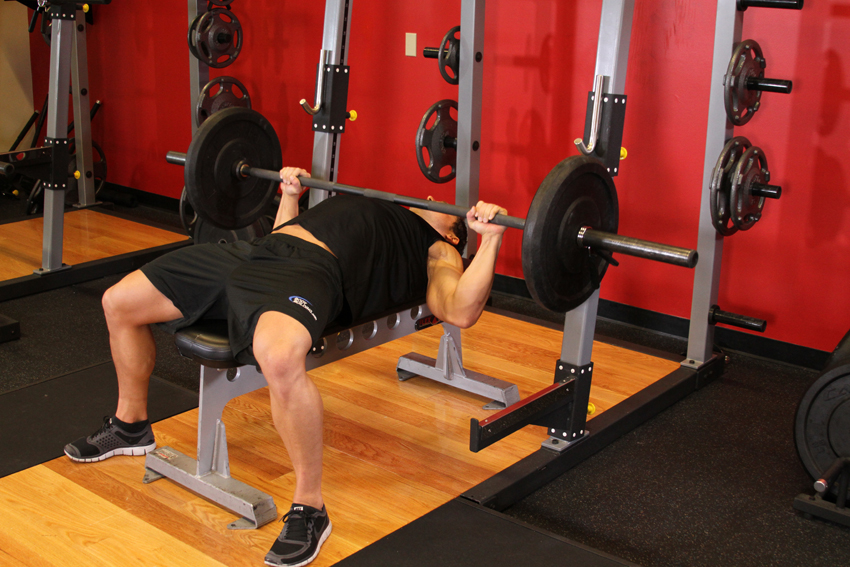 How To Bench Press Without Hurting Your Shoulders