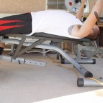Bodychamp Olympic Weight Bench