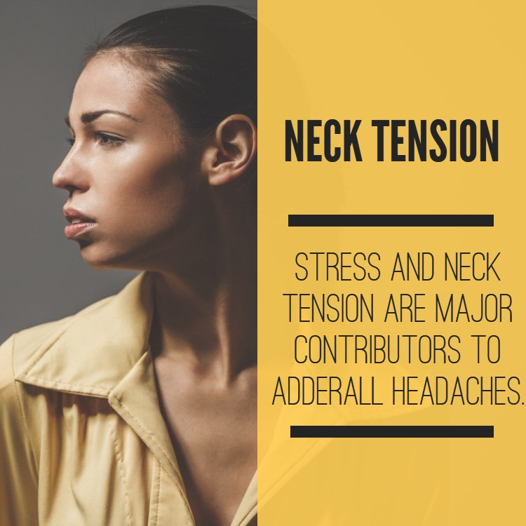 HOW TO get rid of adderall headaches and migraines