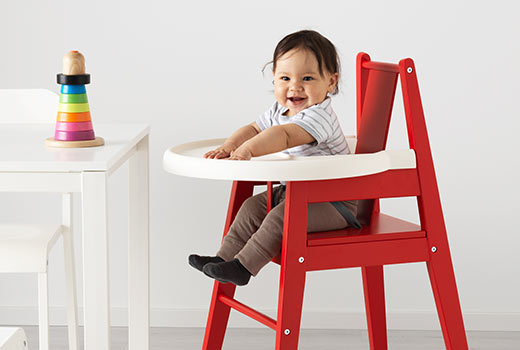 safety tips baby high chair