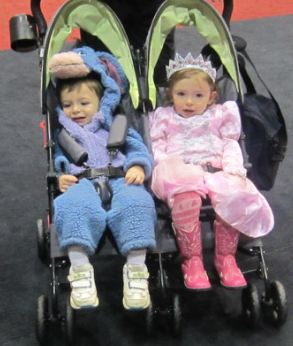 best daily use double stroller